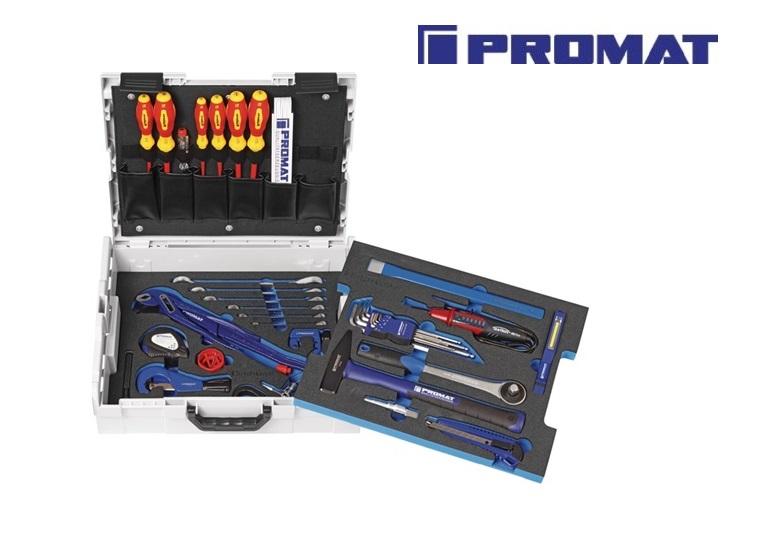 L-Boxx sanitair gereedschapset | DKMTools - DKM Tools