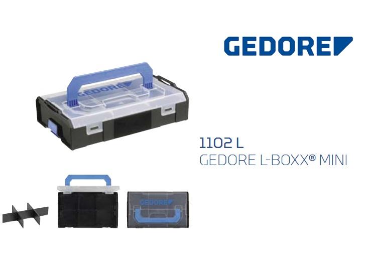 Gedore L-BOXX Mini | DKMTools - DKM Tools
