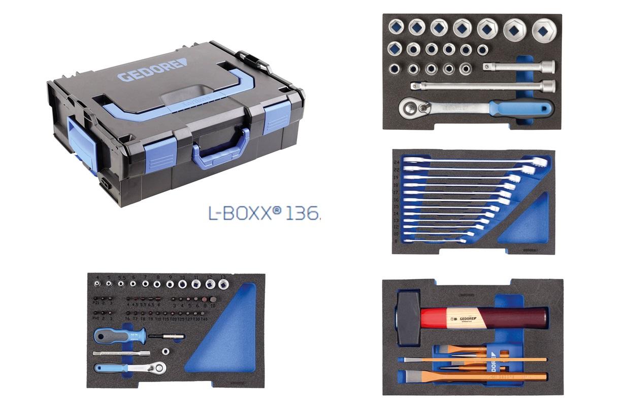 Gedore L-BOXX 136 | DKMTools - DKM Tools