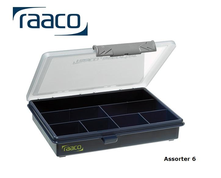 Raaco Assorter 6 Assortimentsdoos | DKMTools - DKM Tools
