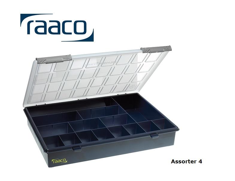 Raaco Assorter 4 Assortimentsdoos | DKMTools - DKM Tools