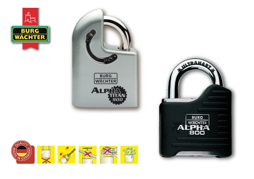 ALPHA Cilinderhangsloten | DKMTools - DKM Tools