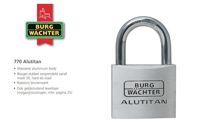 AluTitan Cilinderhangsloten | DKMTools - DKM Tools