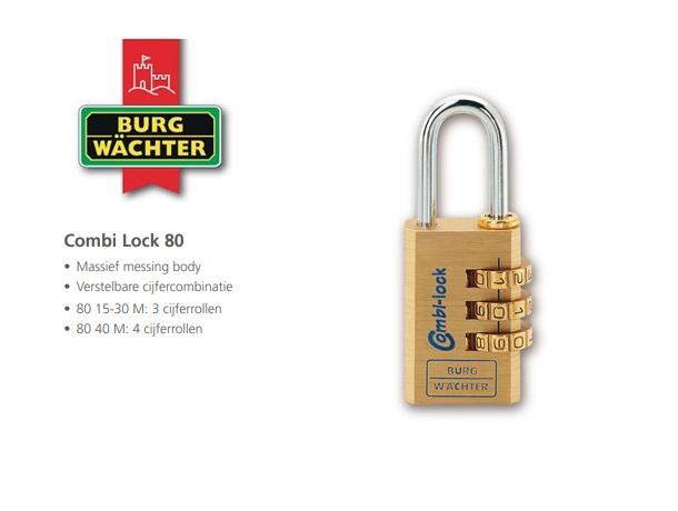 Combi Lock 80 | DKMTools - DKM Tools