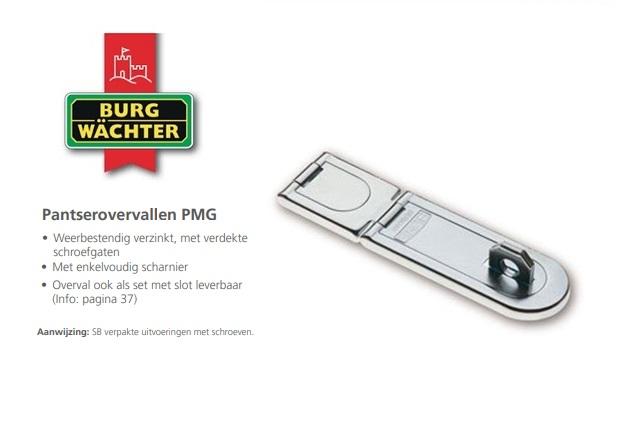 Pantseroverval PMG | DKMTools - DKM Tools