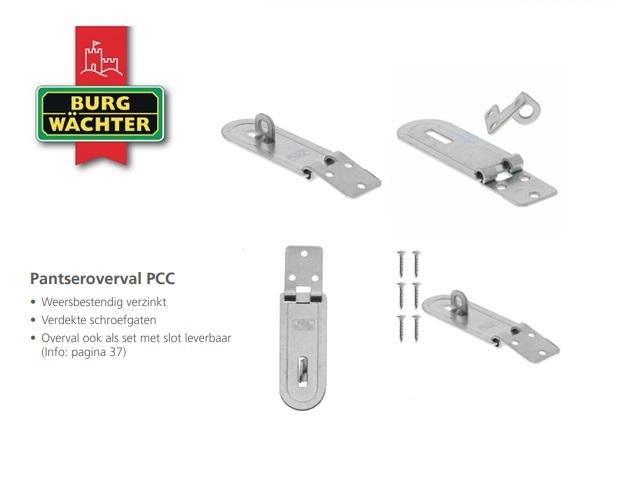 Pantseroverval PCC | DKMTools - DKM Tools