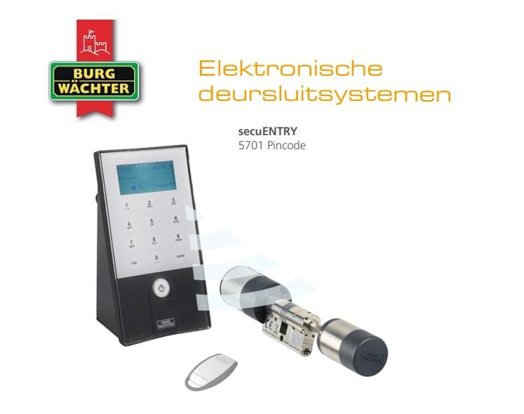 Elektronische deursluitsysteem 5701 Pincode | DKMTools - DKM Tools