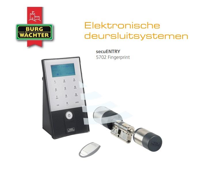 Elektronische deursluitsysteem 5701 Vinger afdruk | DKMTools - DKM Tools