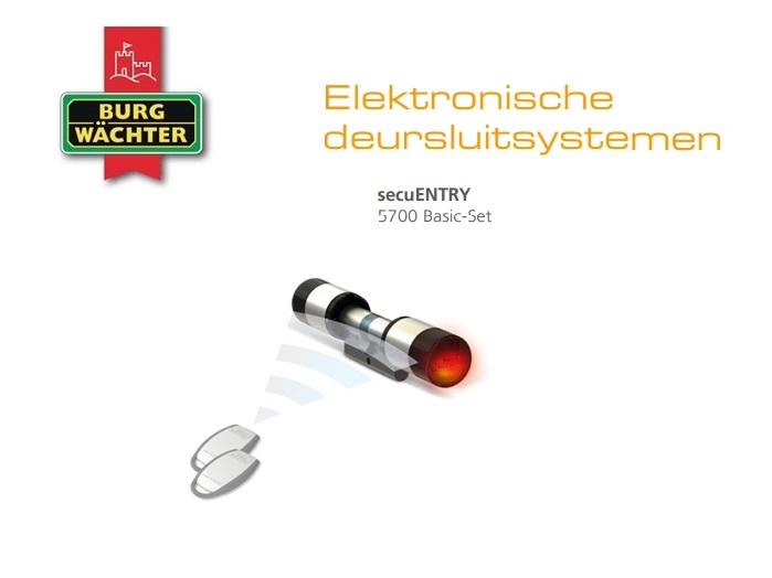 Elektronische deursluitsysteem 5700 Basic-Set | DKMTools - DKM Tools