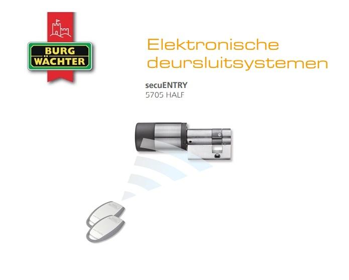 Elektronische deursluitsysteem 5705 Half | DKMTools - DKM Tools