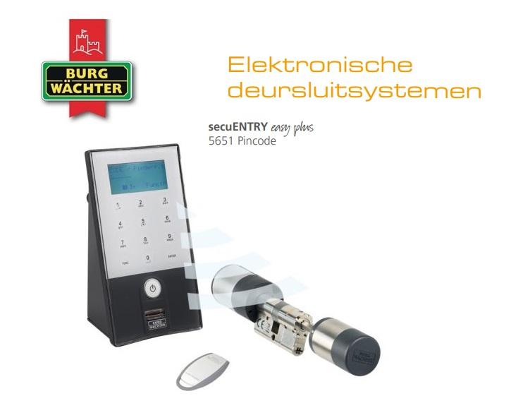 Elektronische deursluitsysteem easy plus Pincode | DKMTools - DKM Tools