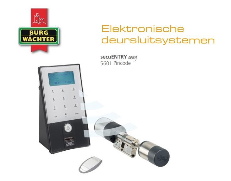 Elektronische deursluitsysteem easy 5601 Pincode | DKMTools - DKM Tools