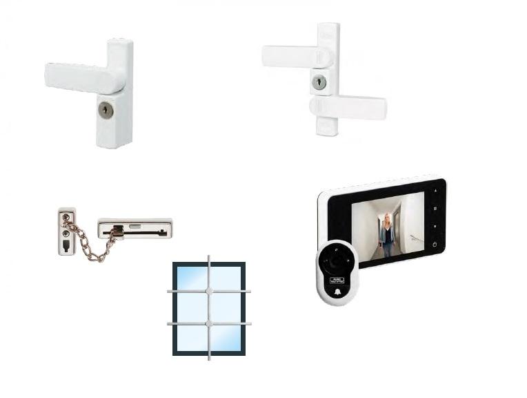 Raam- en deurveiligheid | DKMTools - DKM Tools