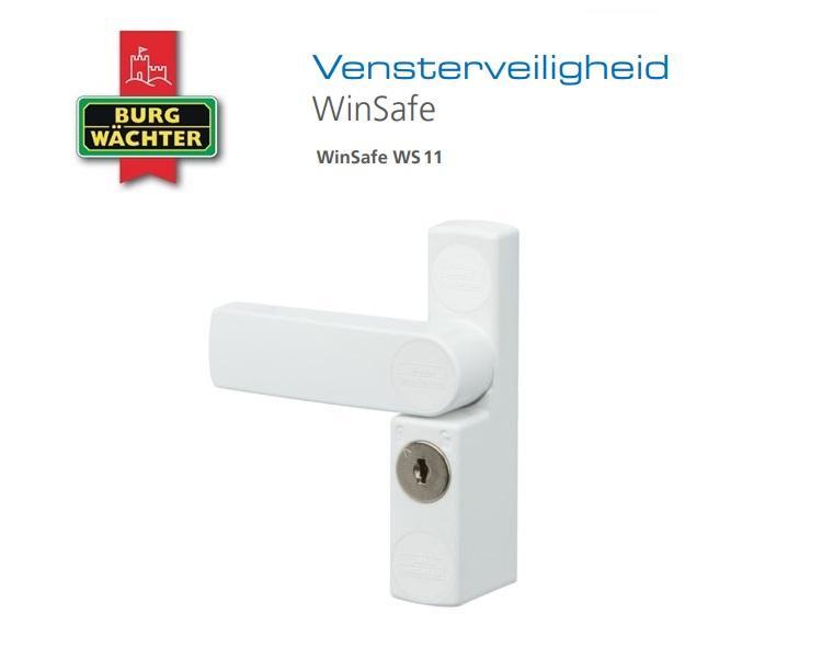 WinSafe WS 11 Vensterveiligheid | DKMTools - DKM Tools