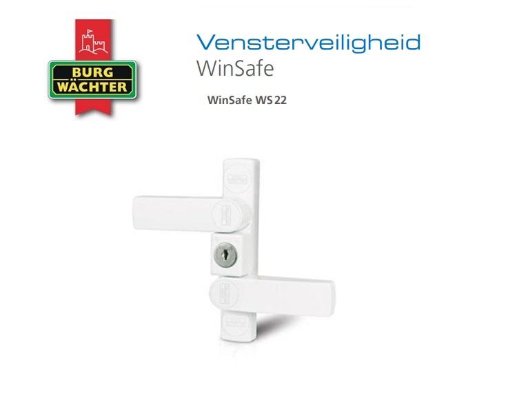 WinSafe WS 22 Vensterveiligheid | DKMTools - DKM Tools