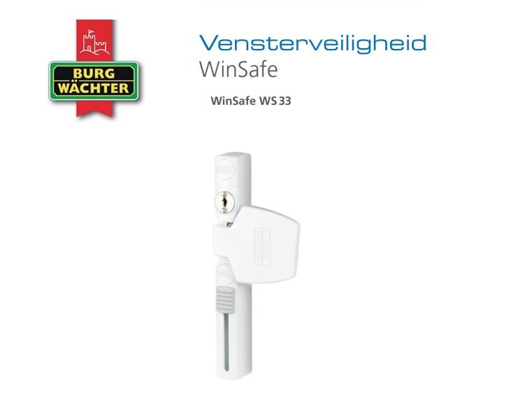 WinSafe WS 33 Vensterveiligheid | DKMTools - DKM Tools