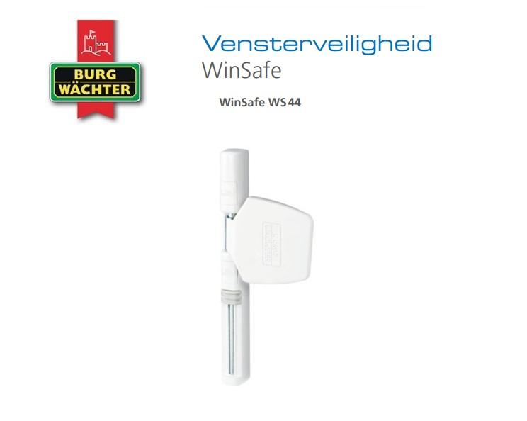WinSafe WS 44 Vensterveiligheid | DKMTools - DKM Tools