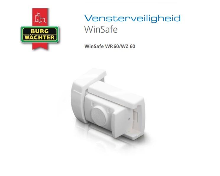 WinSafe WS 60 Vensterveiligheid | DKMTools - DKM Tools