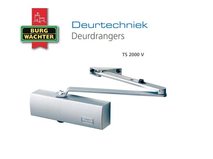 Deurdranger TS 2000 | DKMTools - DKM Tools
