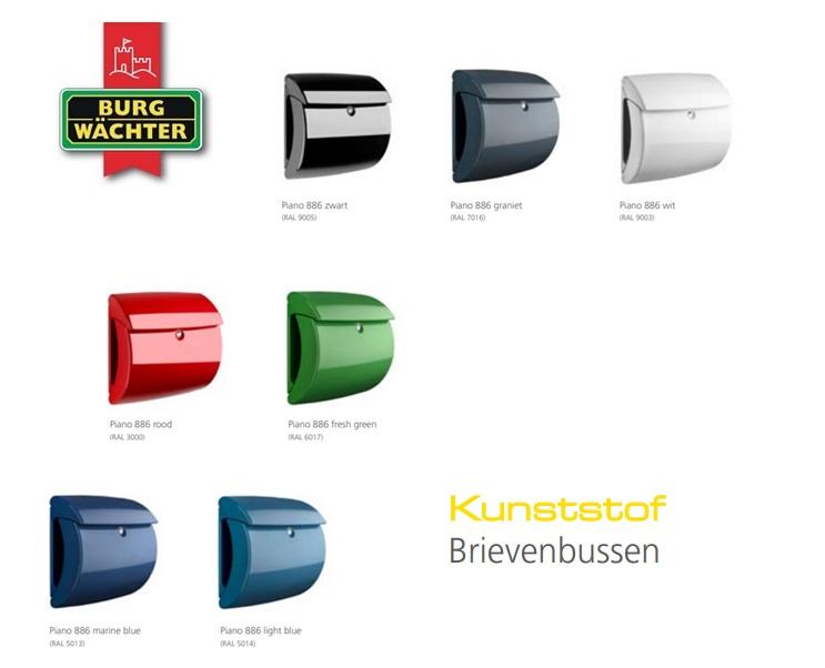 Brievenbus Piano | DKMTools - DKM Tools