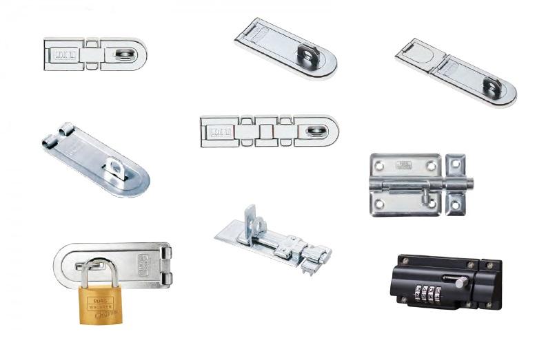 Pantser-Slot-grendel | DKMTools - DKM Tools
