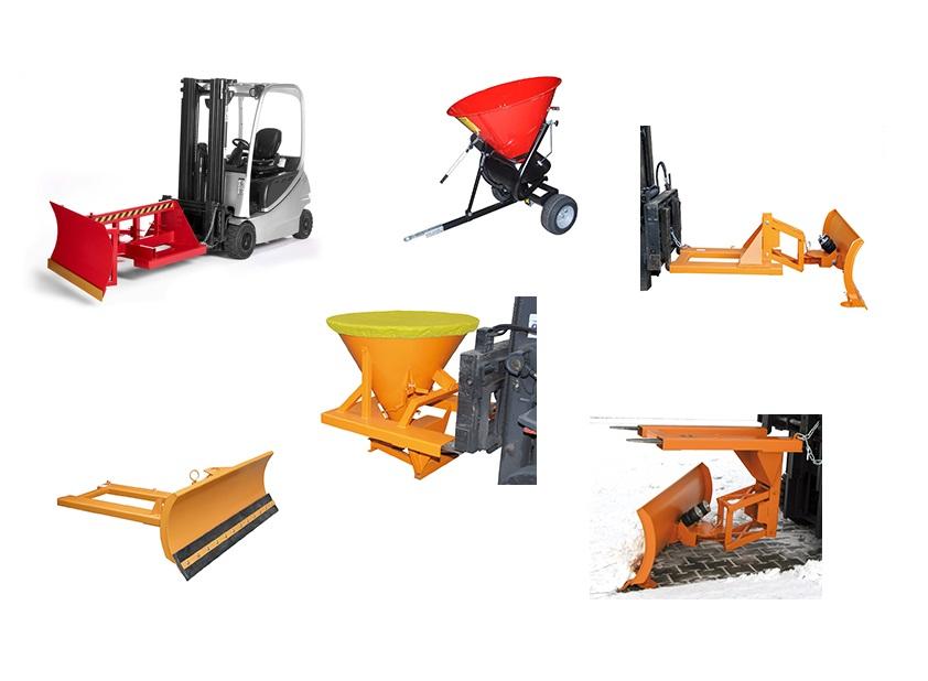 Sneeuwruimapparaten | DKMTools - DKM Tools
