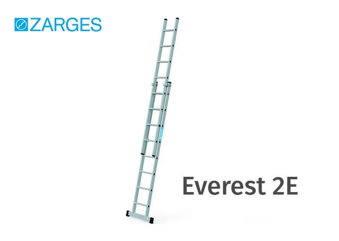 Everest 2E opsteekladder 2-delig | DKMTools - DKM Tools