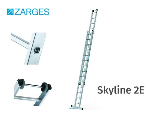 Skyline 2E optrekladder 2-delig | DKMTools - DKM Tools