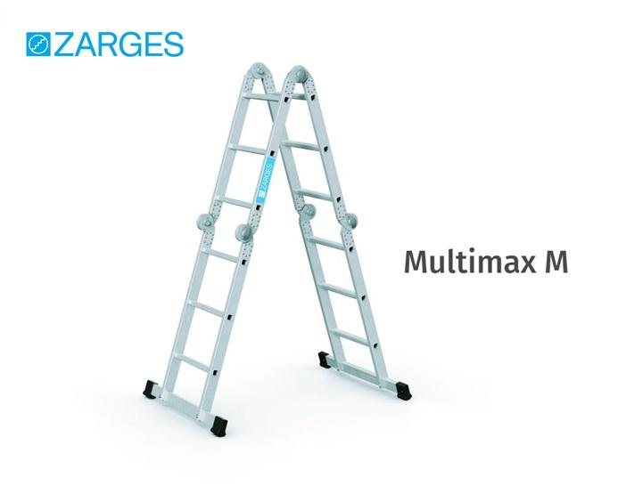 Multimax M multifunctionele vouwladder 4-delig   DKMTools - DKM Tools