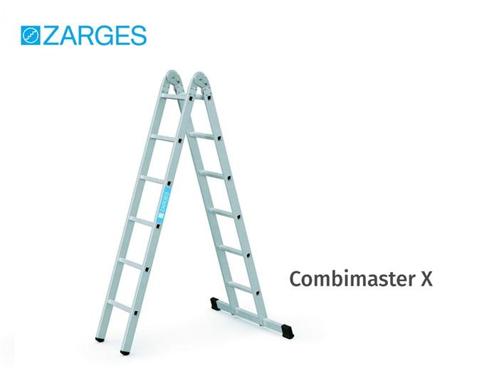 Combimaster X vouwladder inklapbaar 2-delig   DKMTools - DKM Tools