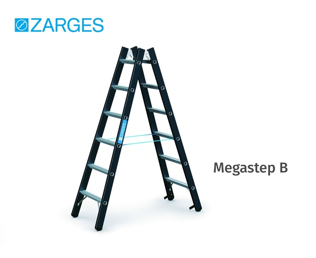 Megastep B Trap met gefelste sporten | DKMTools - DKM Tools