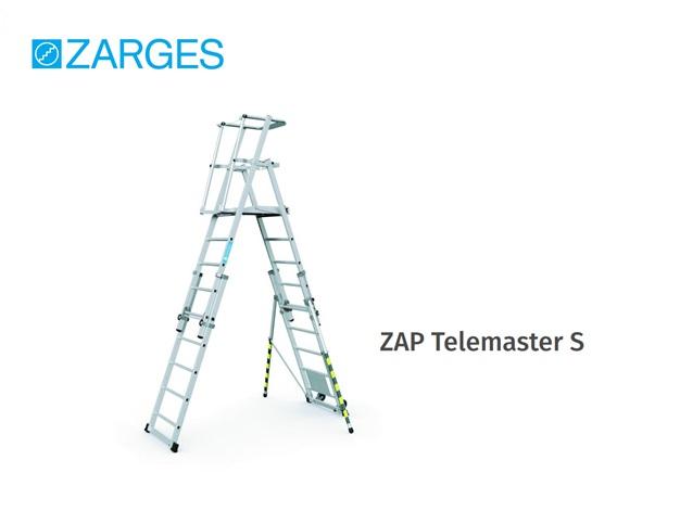 ZAP Telemaster S werkplatform | DKMTools - DKM Tools