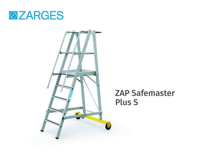 ZAP Safemaster Plus S platformtrap | DKMTools - DKM Tools