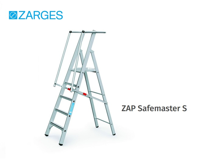 ZAP Safemaster S, Platformtrap | DKMTools - DKM Tools