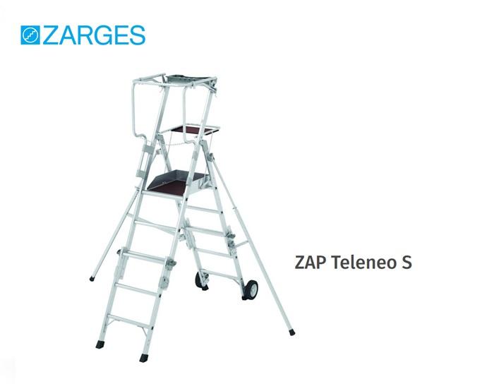 ZAP Teleneo S werkplatform | DKMTools - DKM Tools