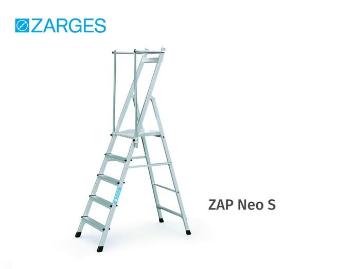 ZAP Neo S platformtrap | DKMTools - DKM Tools