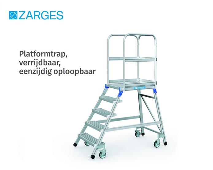 Platformtrap verrijdbaar eenzijdig | DKMTools - DKM Tools