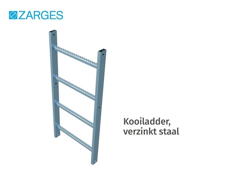 Kooiladder verzinkt staal | DKMTools - DKM Tools