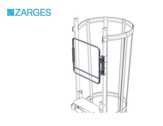 Veilgheidsdeur voor kooiladders | DKMTools - DKM Tools
