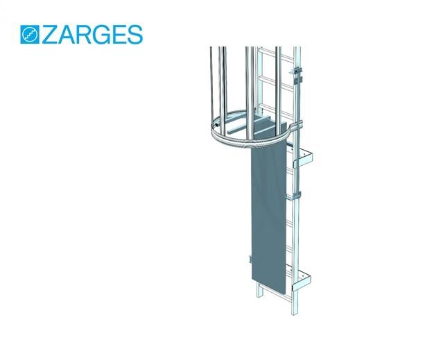 Draaibare veiligheiddeur voor vluchtladders | DKMTools - DKM Tools