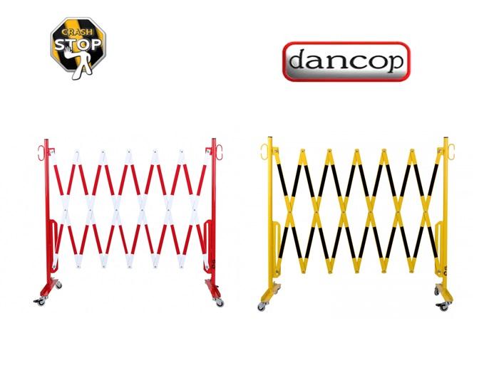Schaar barriere met wielen | DKMTools - DKM Tools