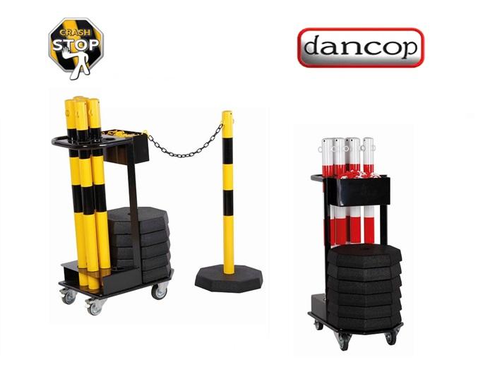 Transport Kar met kettingpost set | DKMTools - DKM Tools