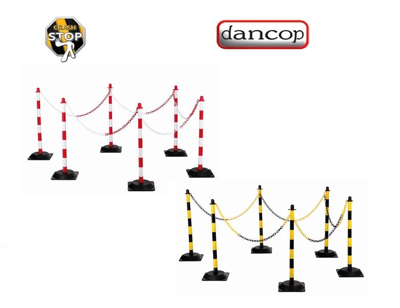 Set kunststof afzetpalen | DKMTools - DKM Tools