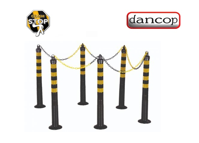 Flexibele palen set met ketting | DKMTools - DKM Tools