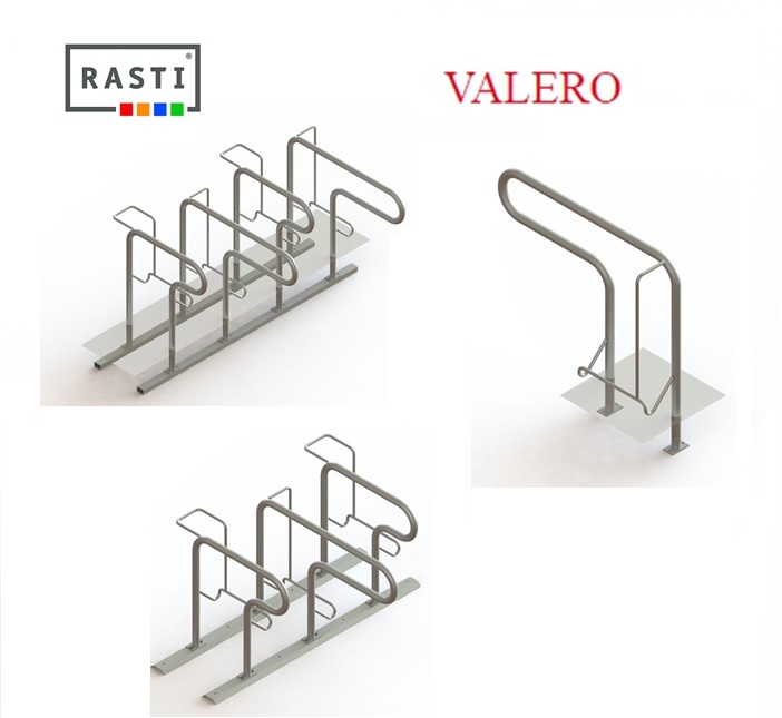 Fietsenrek VALERO | DKMTools - DKM Tools