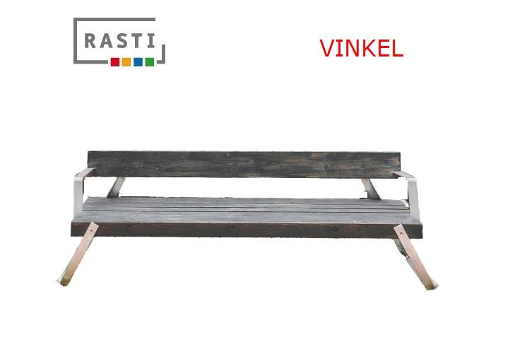 Parkbank VINKEL   DKMTools - DKM Tools