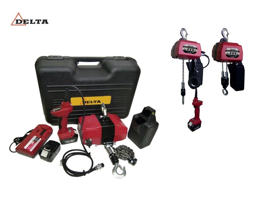 Accu kettingtakel | DKMTools - DKM Tools