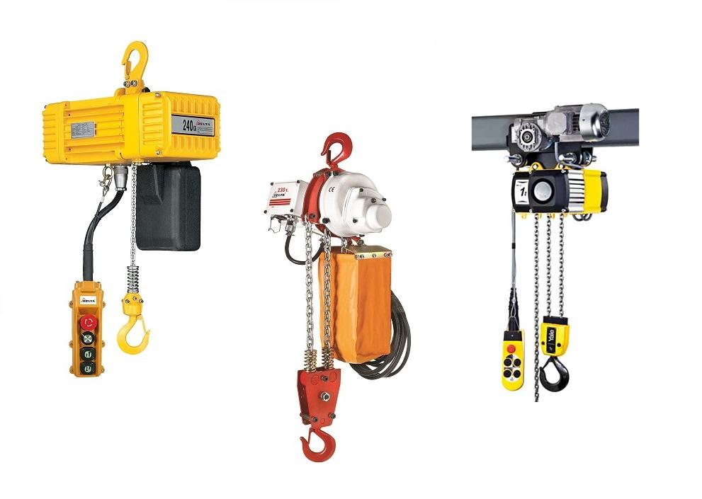 Electrische-takels | DKMTools - DKM Tools