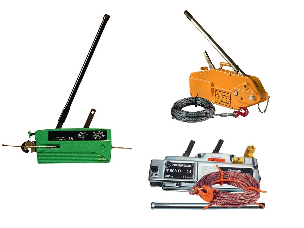 Tirfor-Staaldraadtakel | DKMTools - DKM Tools