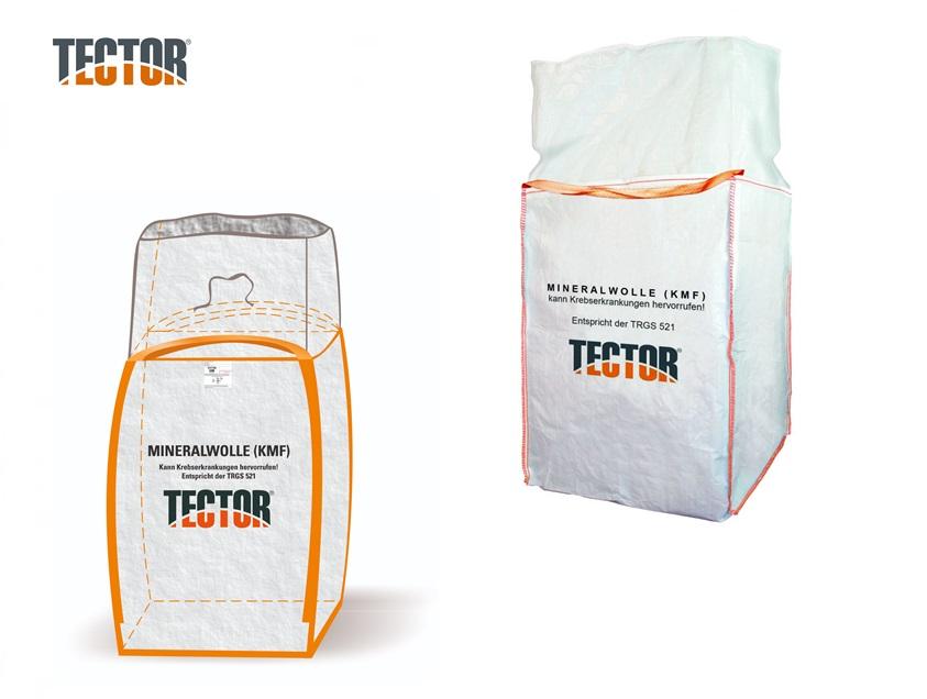 Glas- en Steenwol Big Bag 2 lussen | DKMTools - DKM Tools